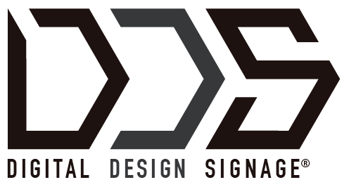 DDS デジタルデザインサイネージ